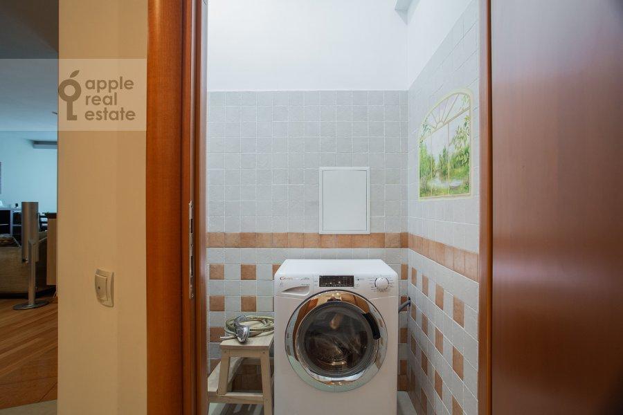 Walk-in closet / Laundry room / Storage room of the 4-room apartment at Leninskiy prosp. 98k1