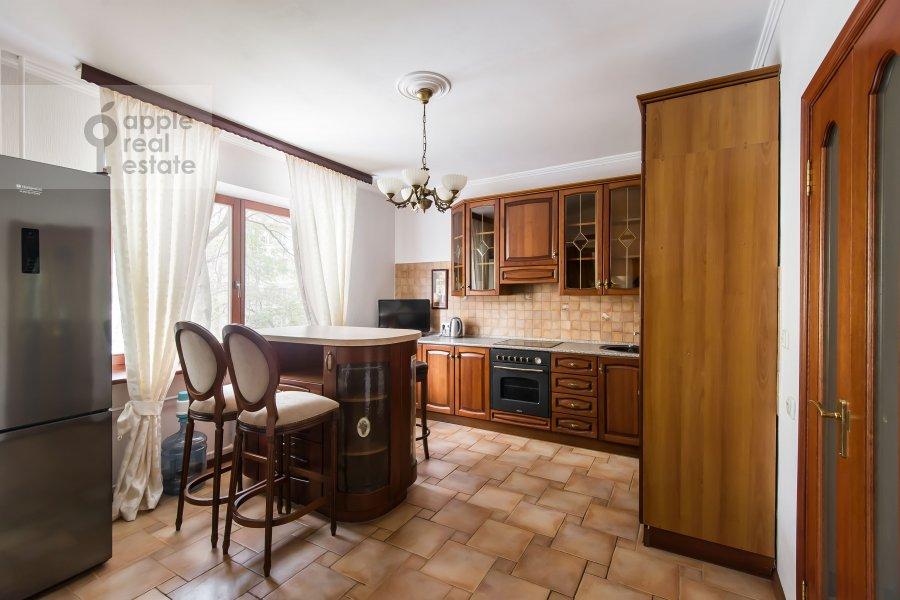 Kitchen of the 3-room apartment at Tverskaya-Yamskaya 2-ya ul. 26