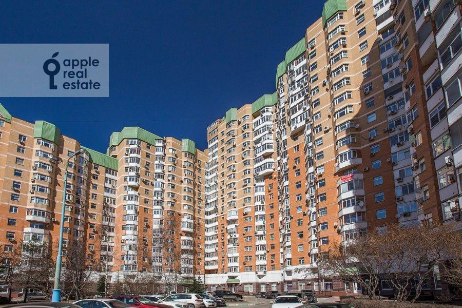 Фото дома 3-комнатной квартиры по адресу Лобачевского ул. 92к4