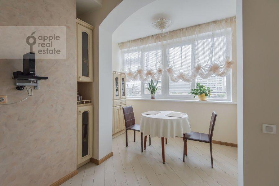 Кухня в 3-комнатной квартире по адресу Шаболовка 23к4