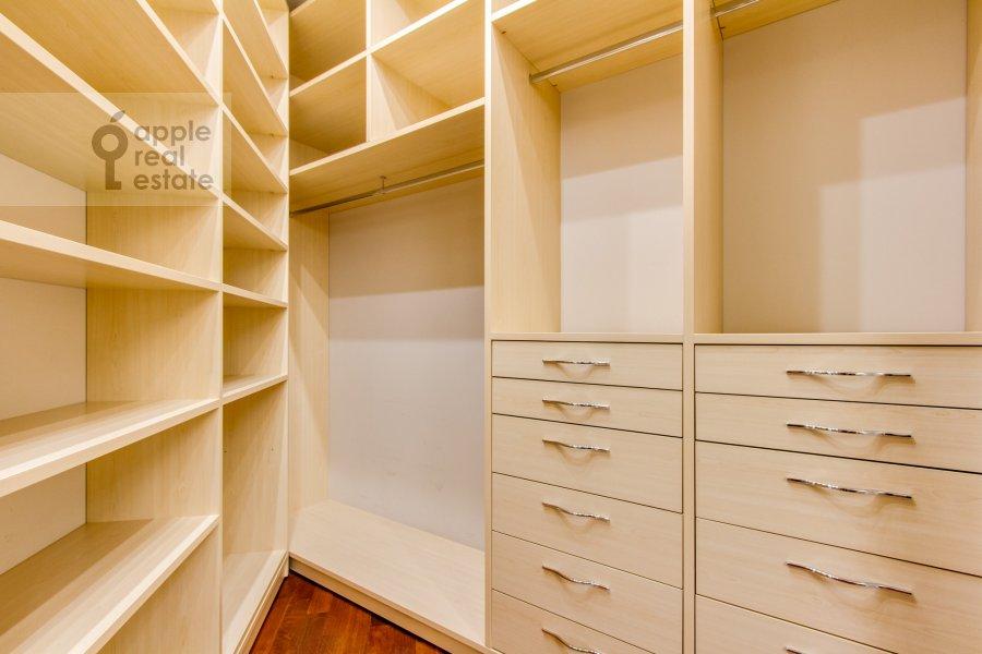 Walk-in closet / Laundry room / Storage room of the 3-room apartment at Marshala Zhukova pr-t. 78