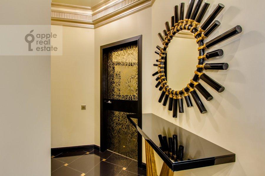 Corridor of the 3-room apartment at Marshala Zhukova pr-t. 78