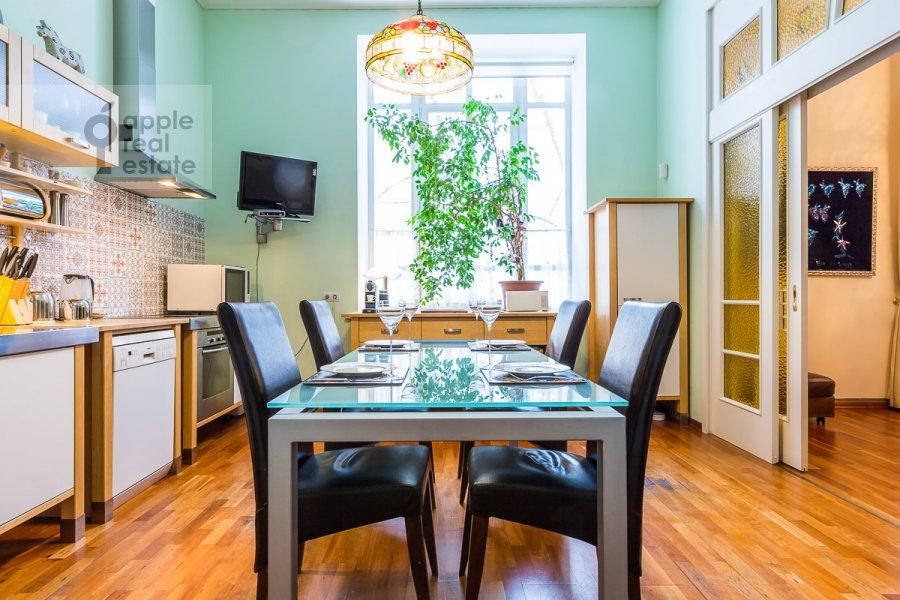 Kitchen of the 5-room apartment at Sechenovskiy pereulok 7