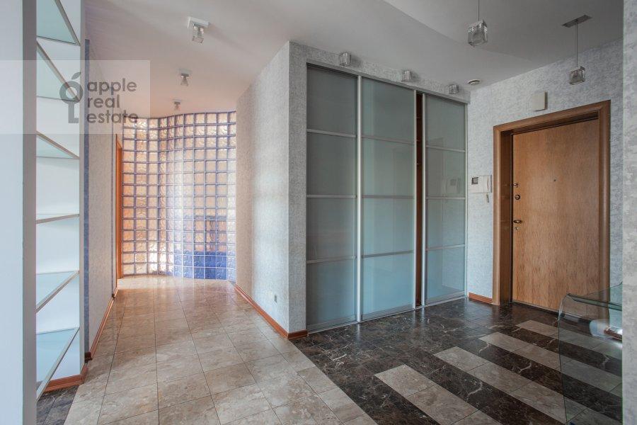 Corridor of the 2-room apartment at Smolenskiy 1-y per. 17