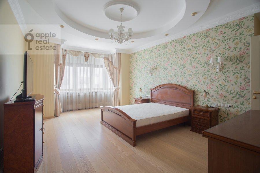 Спальня в 4-комнатной квартире по адресу Тверская-Ямская 3-я ул. 25