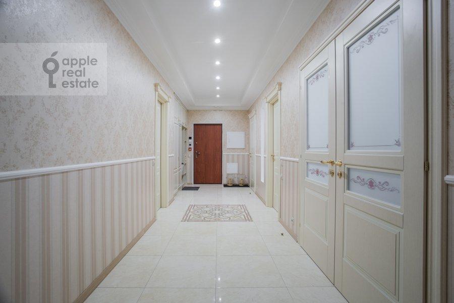 Коридор в 4-комнатной квартире по адресу Тверская-Ямская 3-я ул. 25