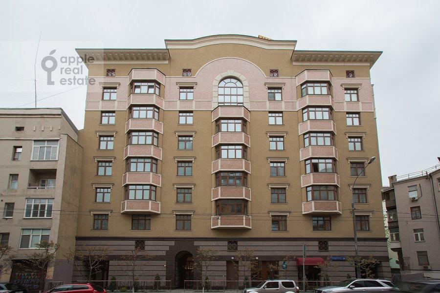 Фото дома 4-комнатной квартиры по адресу Тверская-Ямская 3-я ул. 25