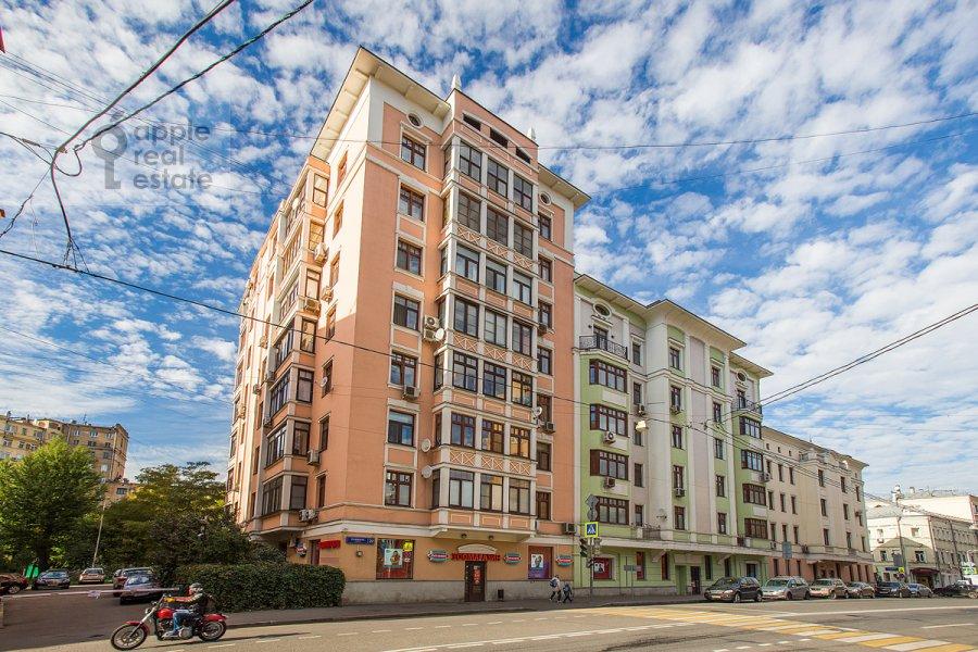Фото дома 5-комнатной квартиры по адресу Плющиха 22