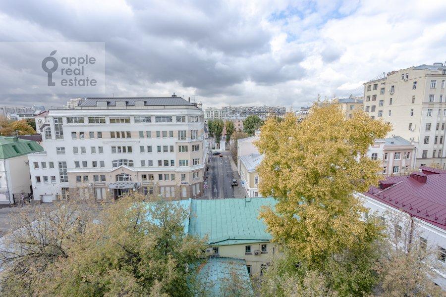 Вид из окна в 3-комнатной квартире по адресу Пятницкая ул. 62с7
