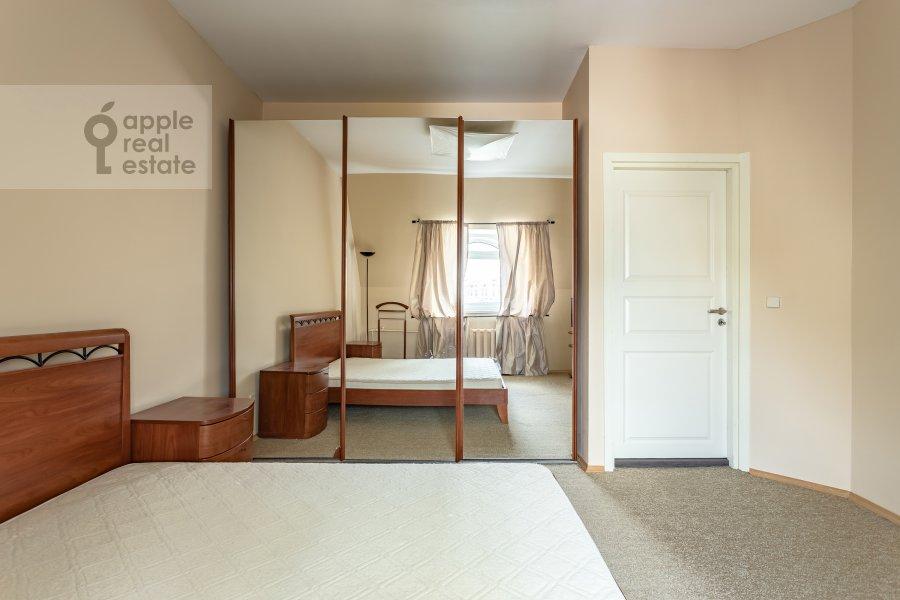 Спальня в 3-комнатной квартире по адресу Пятницкая ул. 62с7