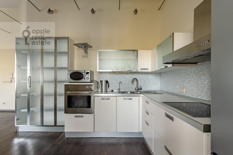 Кухня в 3-комнатной квартире по адресу Пятницкая ул. 62с7