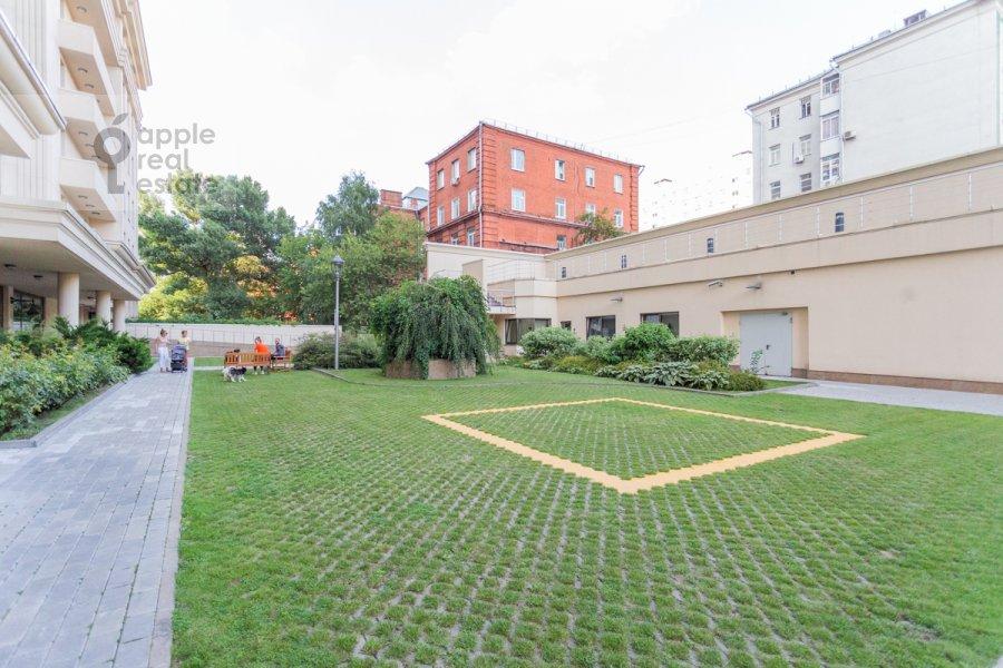 Фото дома 4-комнатной квартиры по адресу Якиманский переулок 6