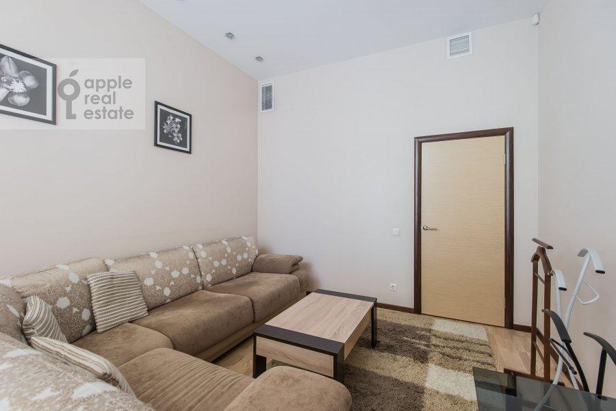 Детская комната / Кабинет в 3-комнатной квартире по адресу Дмитровский пер. 7