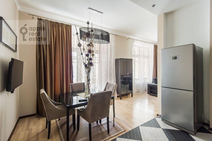 Кухня в 3-комнатной квартире по адресу Дмитровский пер. 7