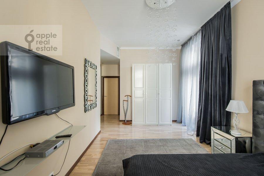 Спальня в 3-комнатной квартире по адресу Дмитровский пер. 7