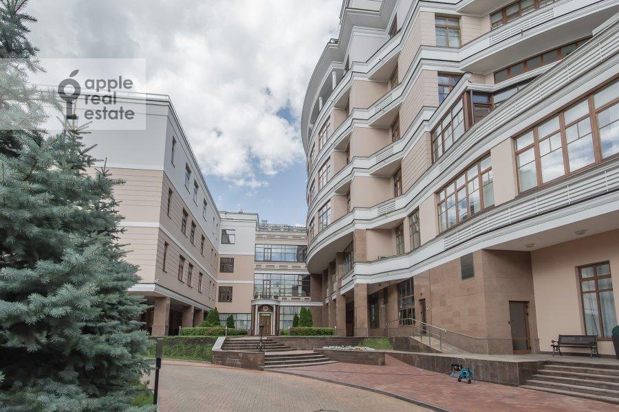 Фото дома 3-комнатной квартиры по адресу Дмитровский пер. 7