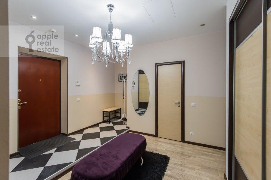 Коридор в 3-комнатной квартире по адресу Дмитровский пер. 7