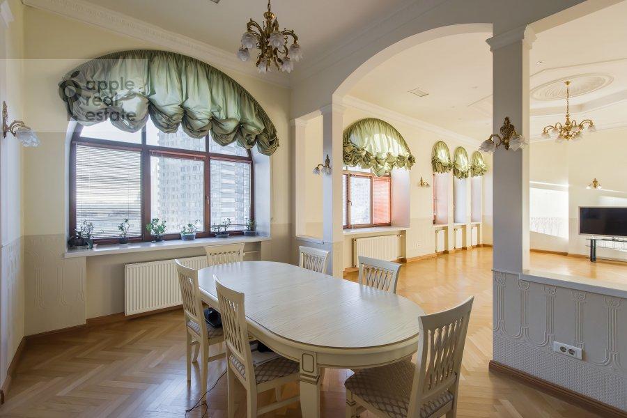 Kitchen of the 4-room apartment at Molchanovka Malaya ul. 8