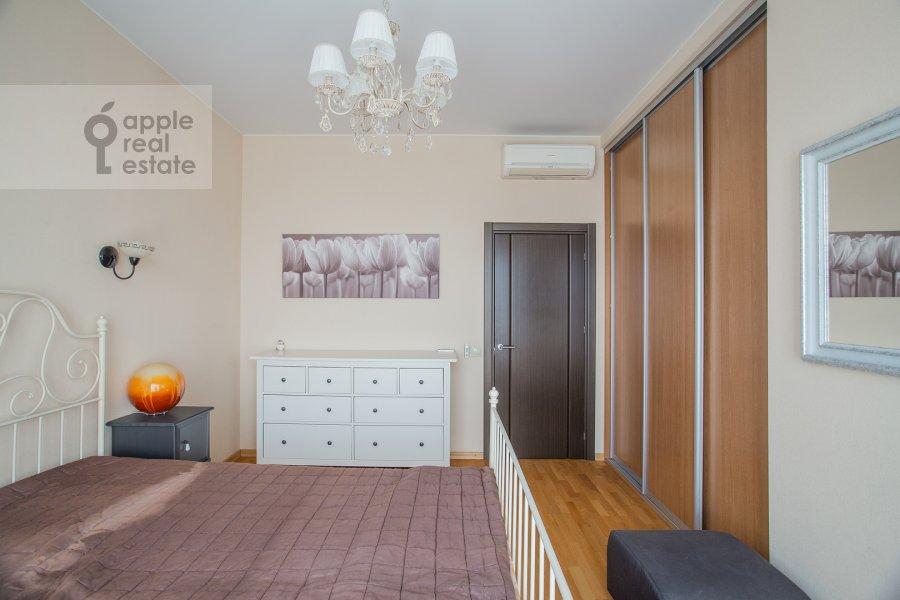 Спальня в 3-комнатной квартире по адресу Кочновский пр. 4к2