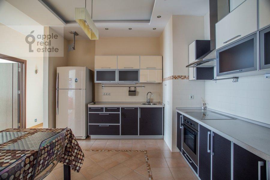 Кухня в 3-комнатной квартире по адресу Кочновский пр. 4к2