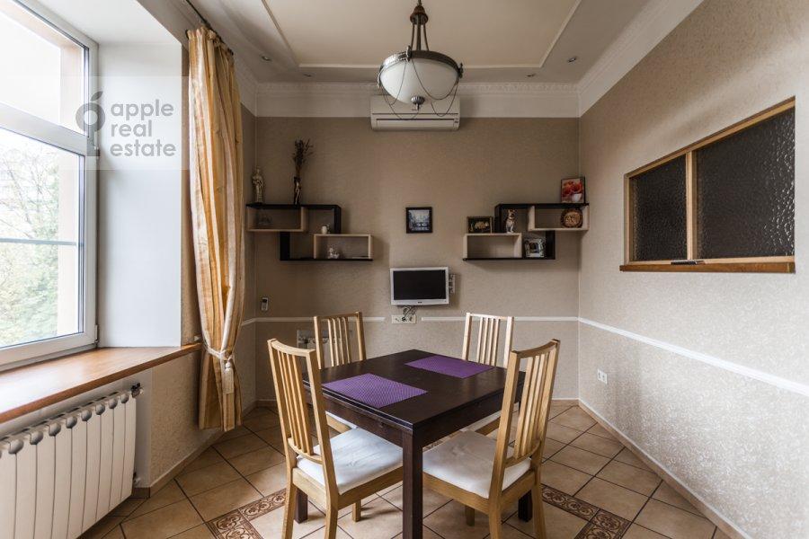 Kitchen of the 3-room apartment at Karetnyy Ryad ul. 5/10