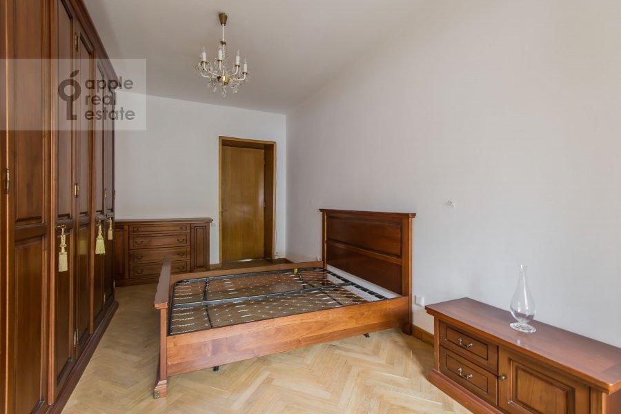 Спальня в 3-комнатной квартире по адресу Сивцев Вражек пер. 9А