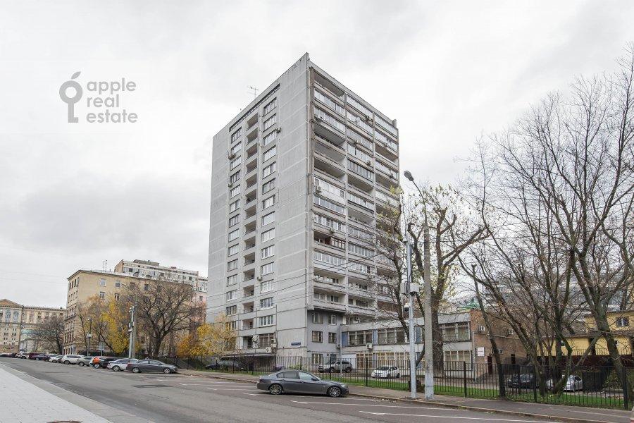 Фото дома 1-комнатной квартиры по адресу Девятинский Большой пер. 5