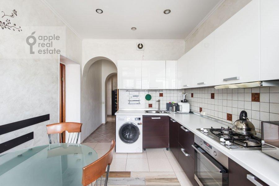 Кухня в 3-комнатной квартире по адресу Оружейный пер. 25С1в