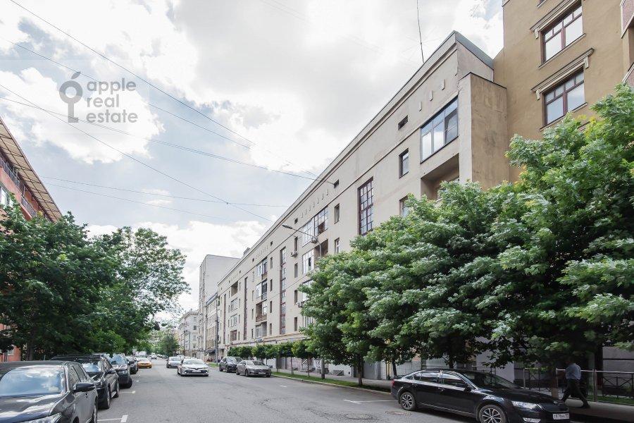 Фото дома 3-комнатной квартиры по адресу Тверская-Ямская 3-я ул. 21/23