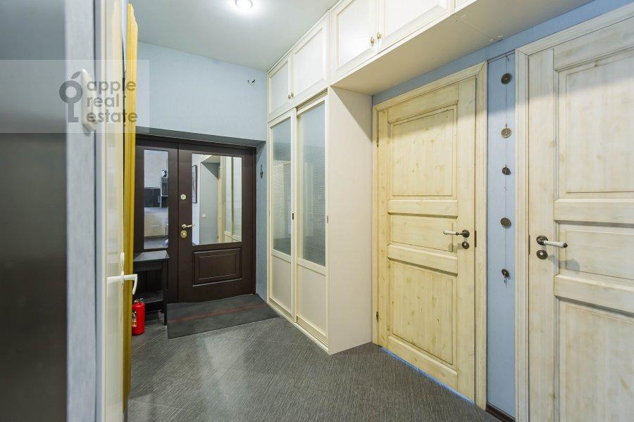 Коридор в 3-комнатной квартире по адресу Тверская-Ямская 3-я ул. 21/23