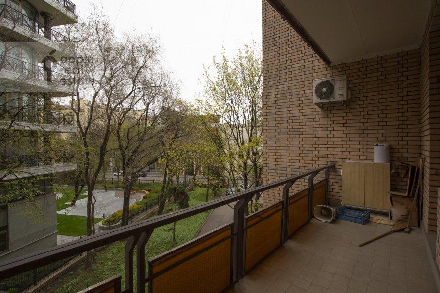 Balcony / Terrace / Loggia of the 4-room apartment at Granatnyy per. 10s1