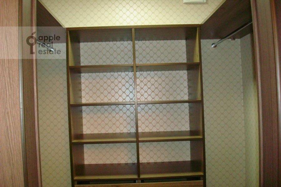 Walk-in closet / Laundry room / Storage room of the 3-room apartment at Istrinskaya ul. 8k3