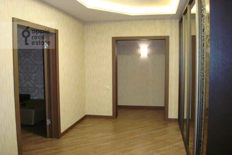 Corridor of the 3-room apartment at Istrinskaya ul. 8k3