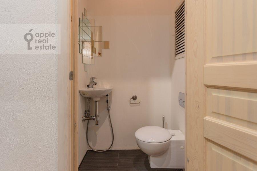 Bathroom of the 3-room apartment at Tverskaya-Yamskaya 3-ya ul. 26