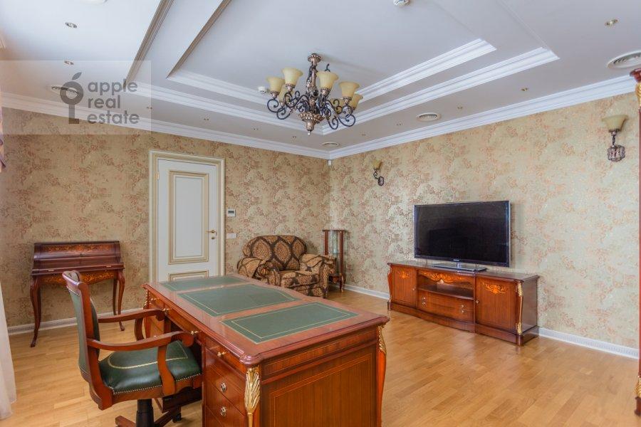 Детская комната / Кабинет в квартире-студии по адресу Композиторская ул. 17