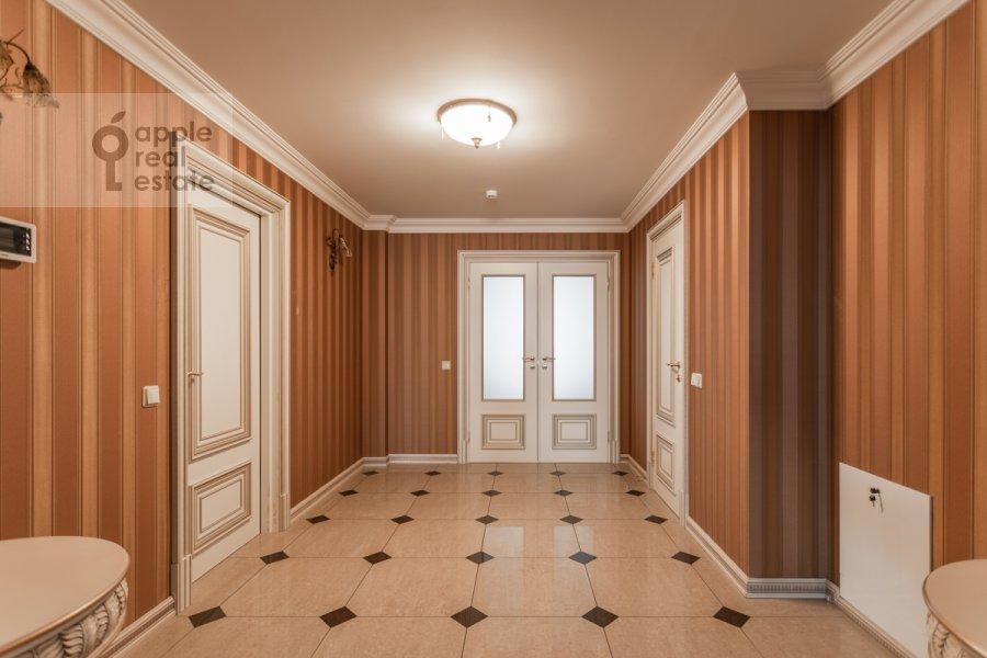 Коридор в квартире-студии по адресу Композиторская ул. 17