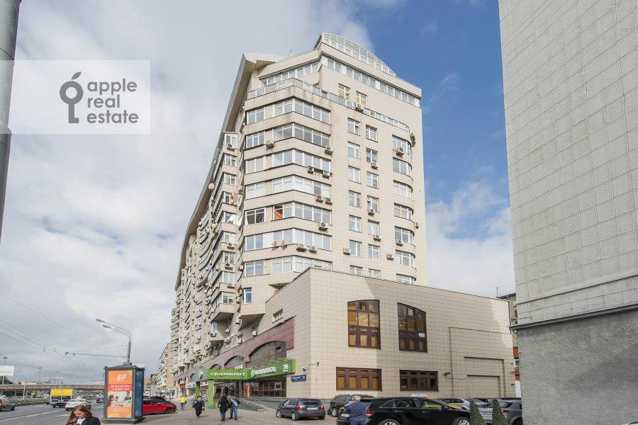 Фото дома 4-комнатной квартиры по адресу Ленинградский пр-т. 52