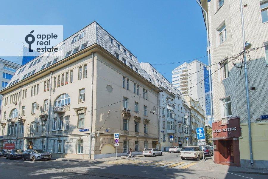 Фото дома 4-комнатной квартиры по адресу Каковинский Малый пер. 3