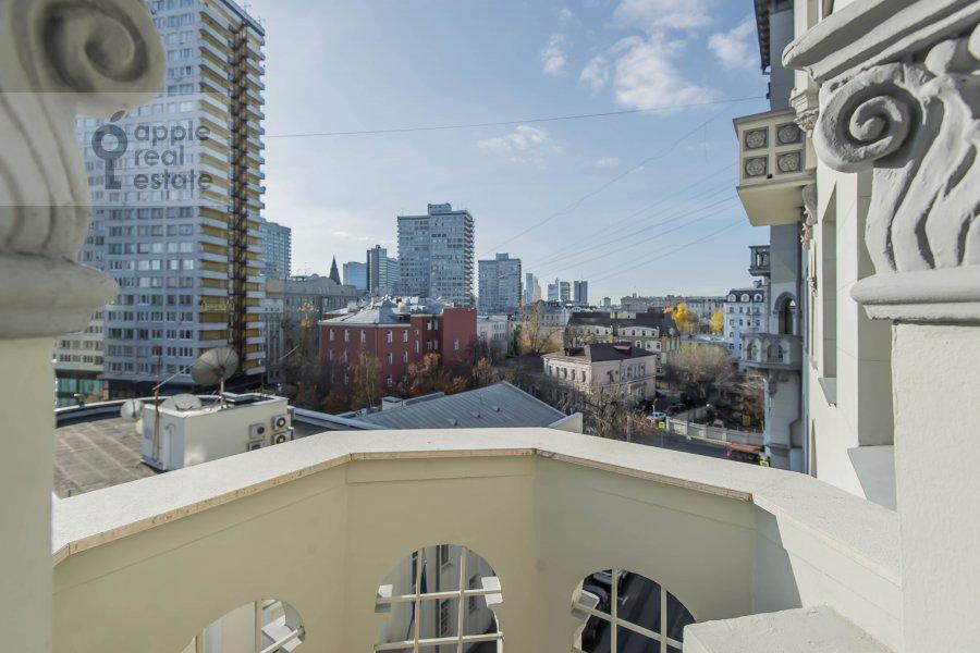 Балкон / Терраса / Лоджия в 5-комнатной квартире по адресу Молчановка Малая ул. 8с1