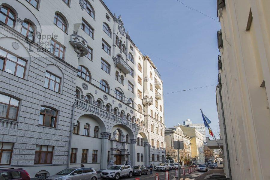 Фото дома 5-комнатной квартиры по адресу Молчановка Малая ул. 8с1