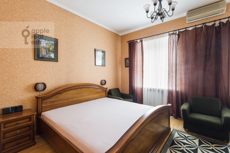 Спальня в 3-комнатной квартире по адресу Ленинградский пр-т. 26к2