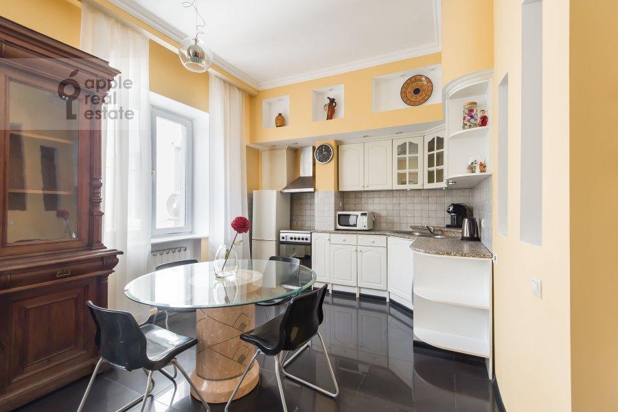 Кухня в 3-комнатной квартире по адресу Ленинградский пр-т. 26к2