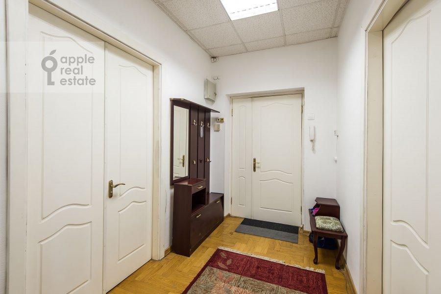 Коридор в 4-комнатной квартире по адресу 1-я Тверская-Ямская улица 36