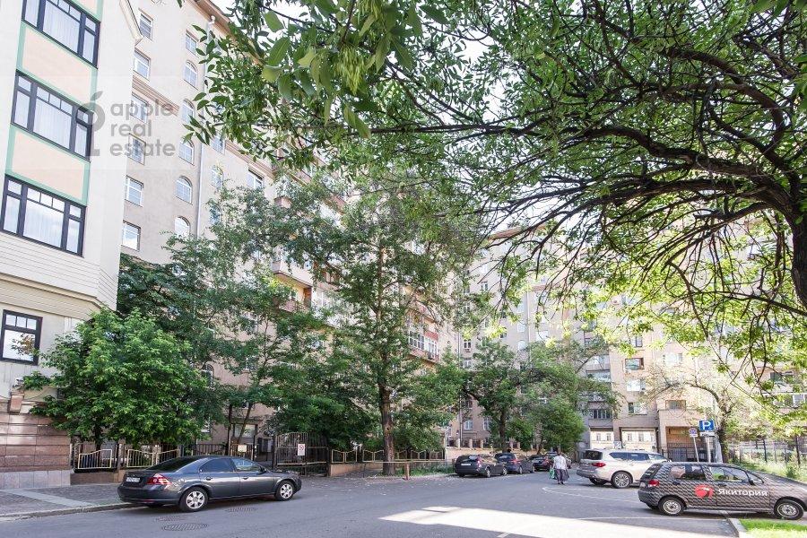 Фото дома 4-комнатной квартиры по адресу 1-я Тверская-Ямская улица 36