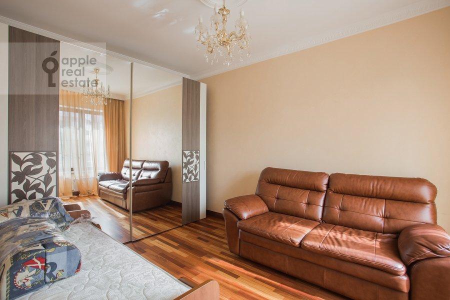 Детская комната / Кабинет в 5-комнатной квартире по адресу Трехгорный Вал ул. 14с1