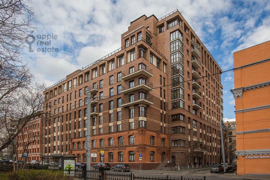 Фото дома 5-комнатной квартиры по адресу Трехгорный Вал ул. 14с1