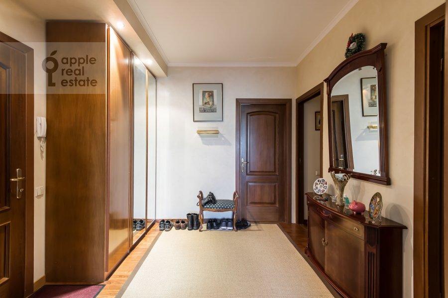 Corridor of the 3-room apartment at Leninskiy pr-t. 26