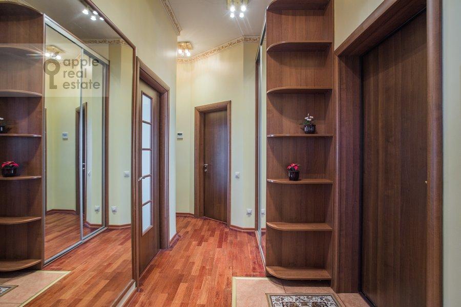 Corridor of the 2-room apartment at Minskaya ul. 1gk1