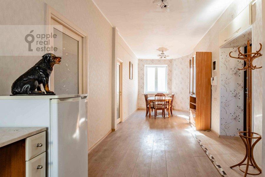 Гостиная в 3-комнатной квартире по адресу Сивцев Вражек пер. 21