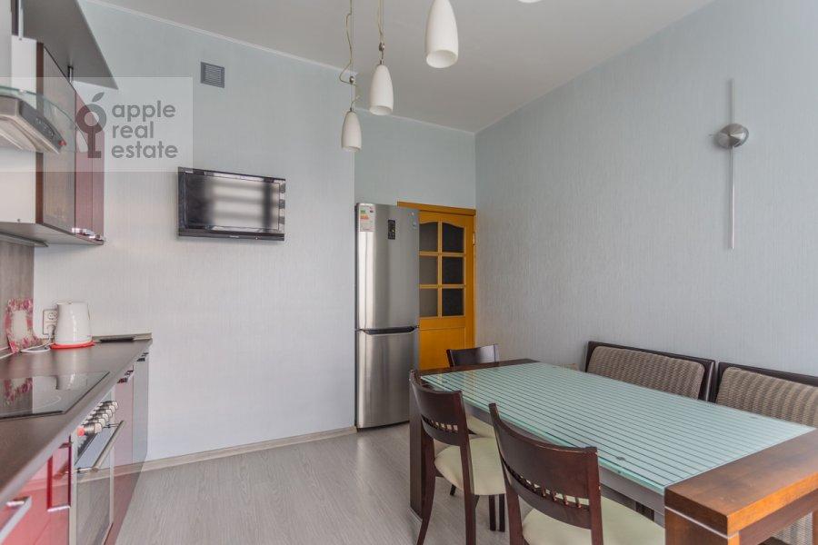Кухня в 2-комнатной квартире по адресу Астраханский пер. 10/36с1